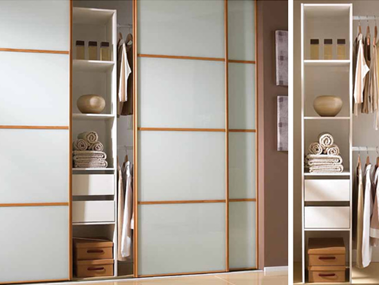 Wardrobe Interior Kits Economy Range Sliding Wardrobe World