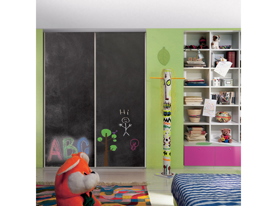 brand new e14f8 fb838 Sliding Wardrobe Gallery | Kids Range | Sliding Wardrobe World