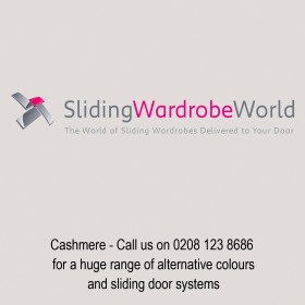 Cashmere Sliding Wardrobe Colour