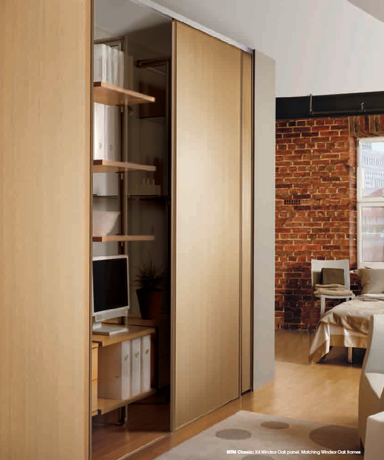 Sliding Wardrobe Doors And Wardrobe Interiors New Walnut And Oak Sliding Wardrobe Doors Added