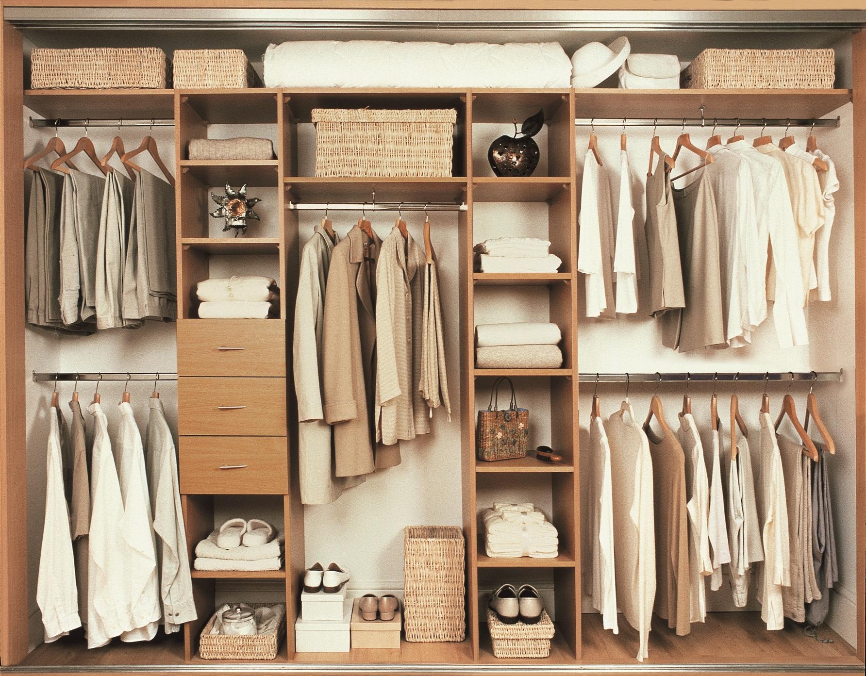 Traditional Wood Sliding Wardrobe Interior Product Launch Sliding