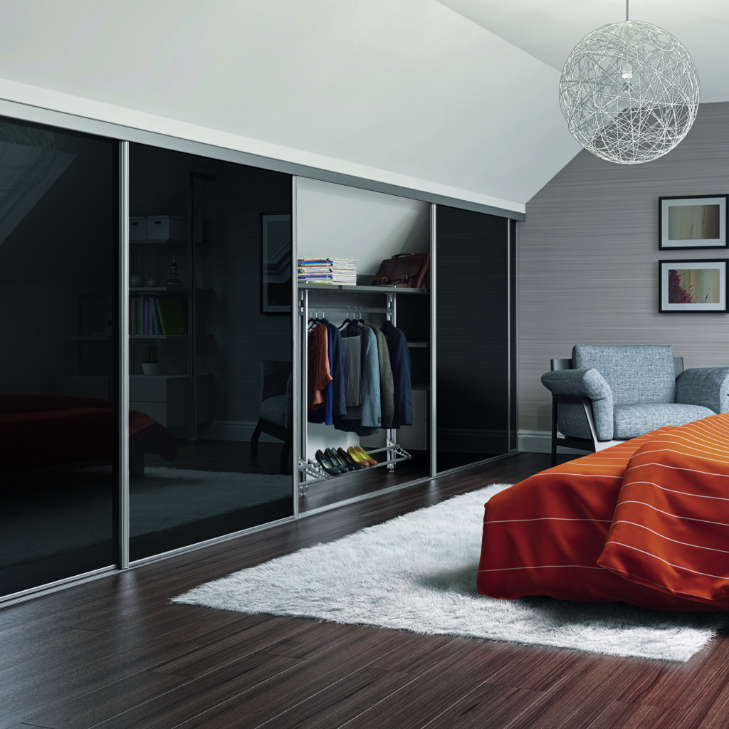 Heritage Mini Loft Sliding Doors