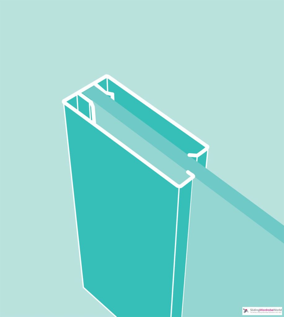 Shaker Frame Illustration