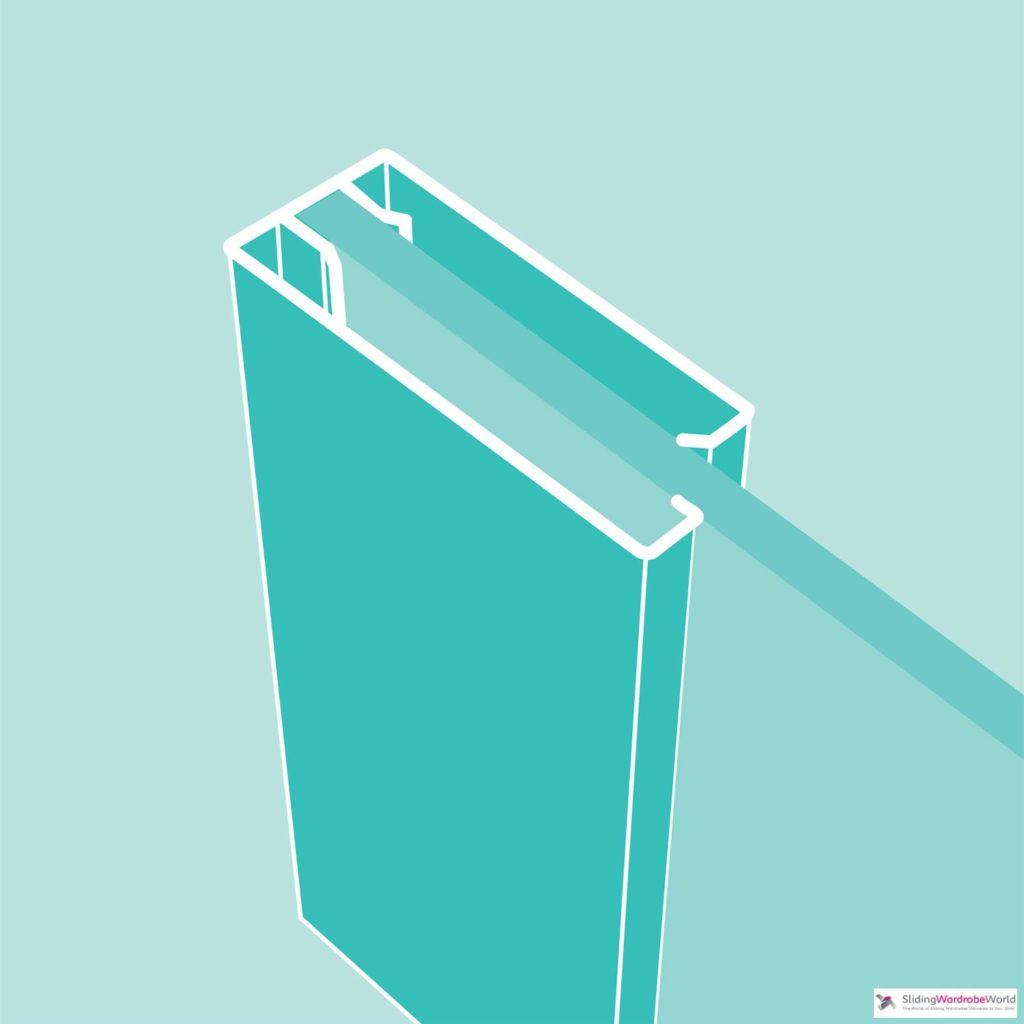 Shaker Frame Illustration