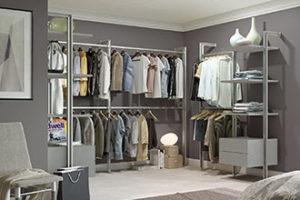 Sliding Wardrobe Interior
