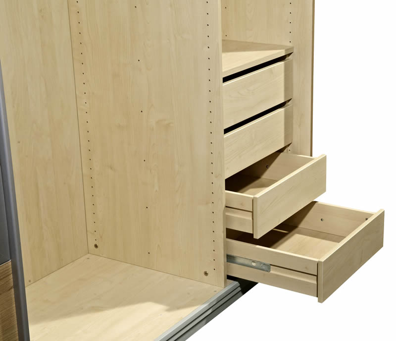 How To Make A Free Standing Wardrobe With Sliding Doors: Free-standing Wardrobes Accessories