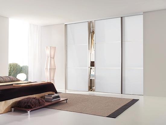 Minimalist Sliding Wardrobe Doors Sliding Wardrobe World