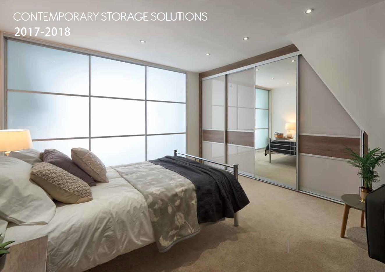 2018-2019 Trade Sliding Wardrobe Doors (Made to Measure Only) & Interiors Brochure