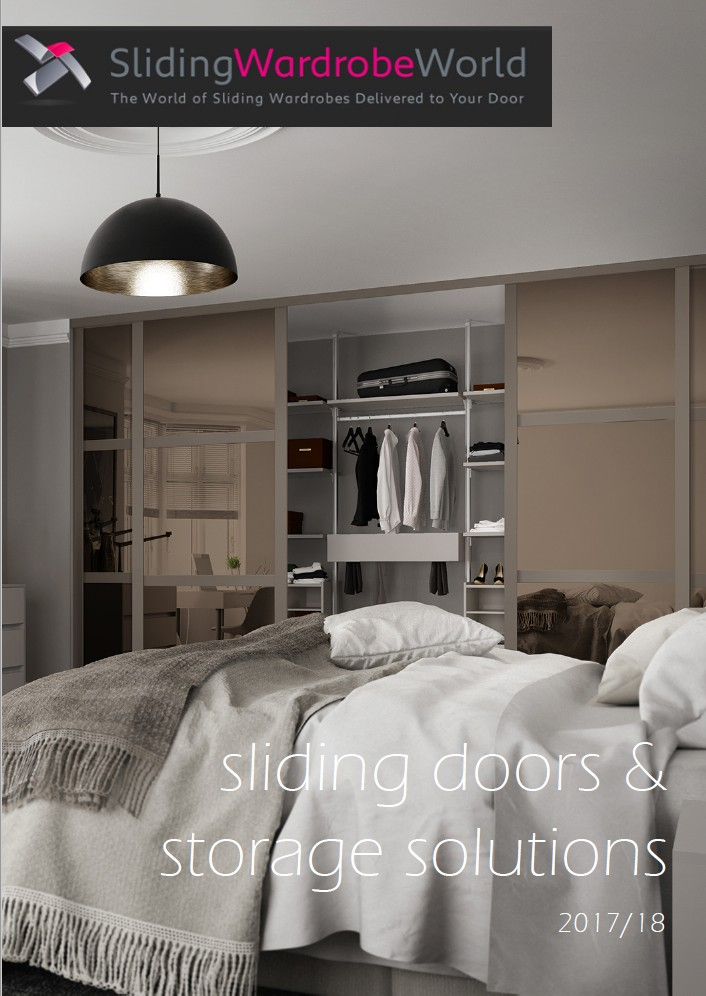2018-2019 Sliding Wardrobe Doors (Standard & Made to Measure) and Interiors Brochure