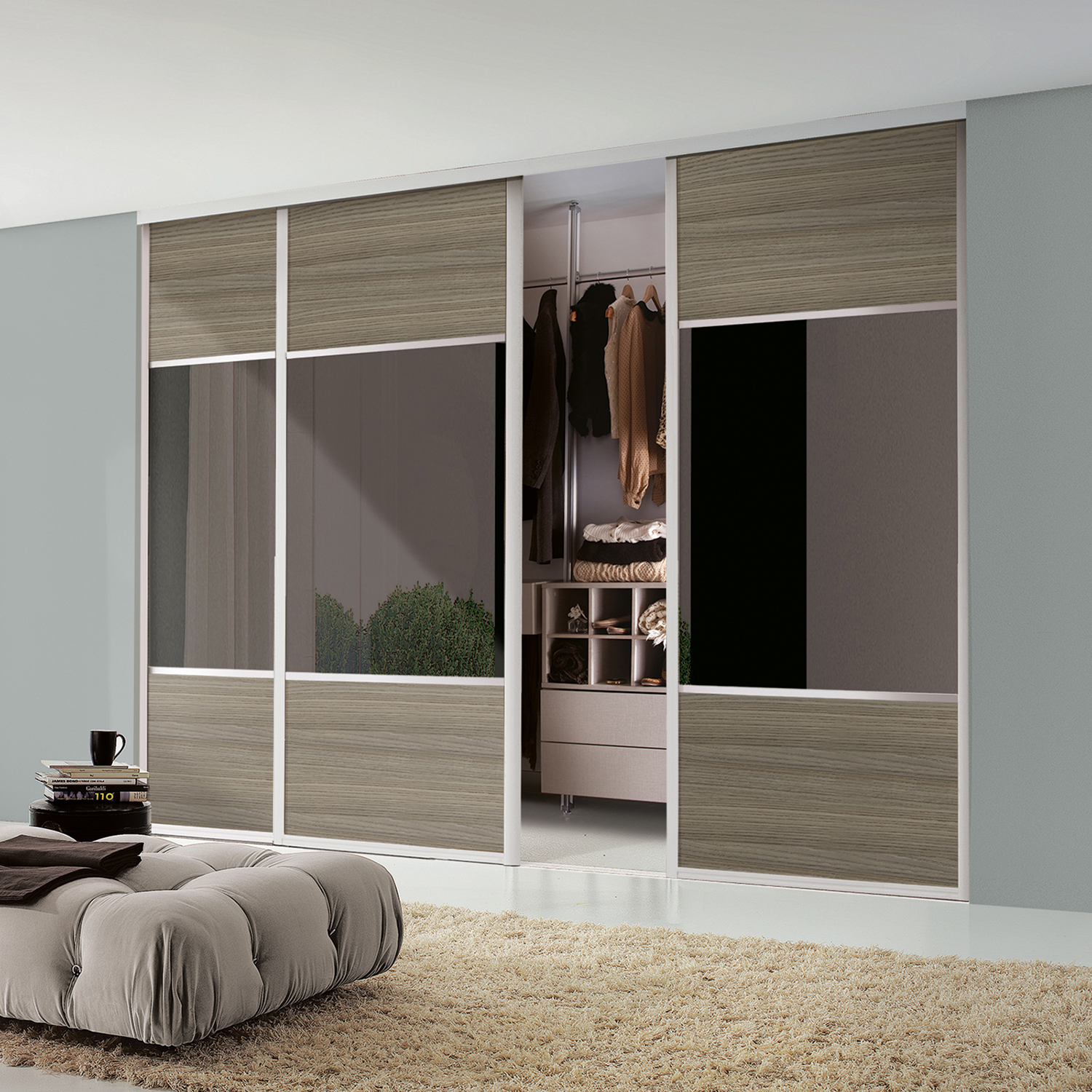 Sliding Wardrobe Doors From Sliding Wardrobe World