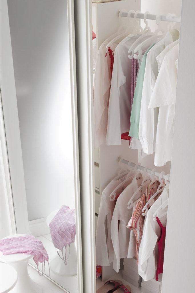 Economy Wardrobe Interior