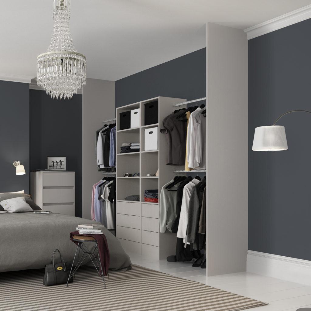 Premium Wardrobe Interior Cashmere