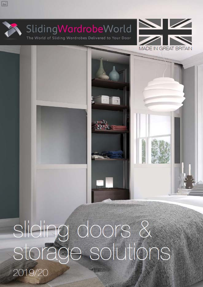 2019-2020 Sliding Wardrobe Doors (Standard & Made to Measure) and Interiors Brochure