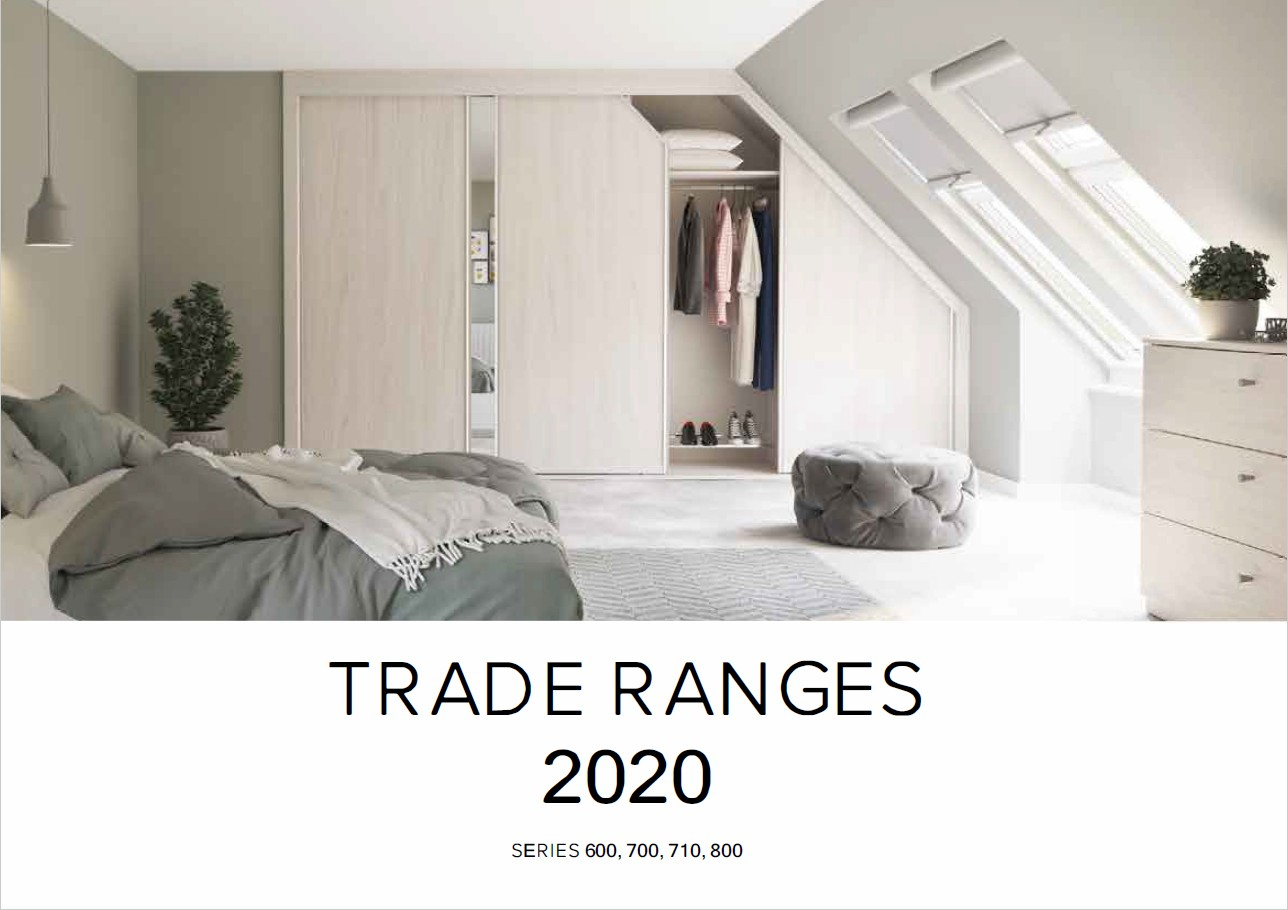 2020 Trade Sliding Wardrobe Doors (Made to Measure Only) & Interiors Brochure
