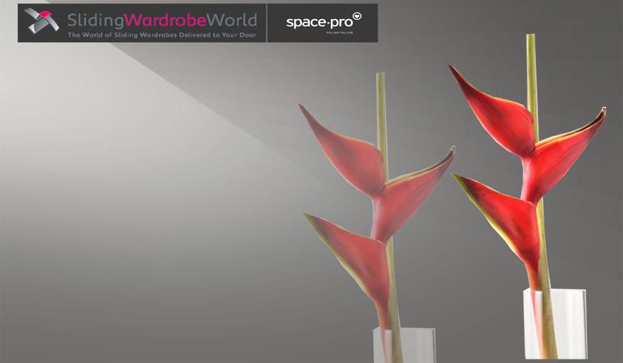 Grey Tinted Mirror - Sliding Wardrobe World ™ SpacePro™