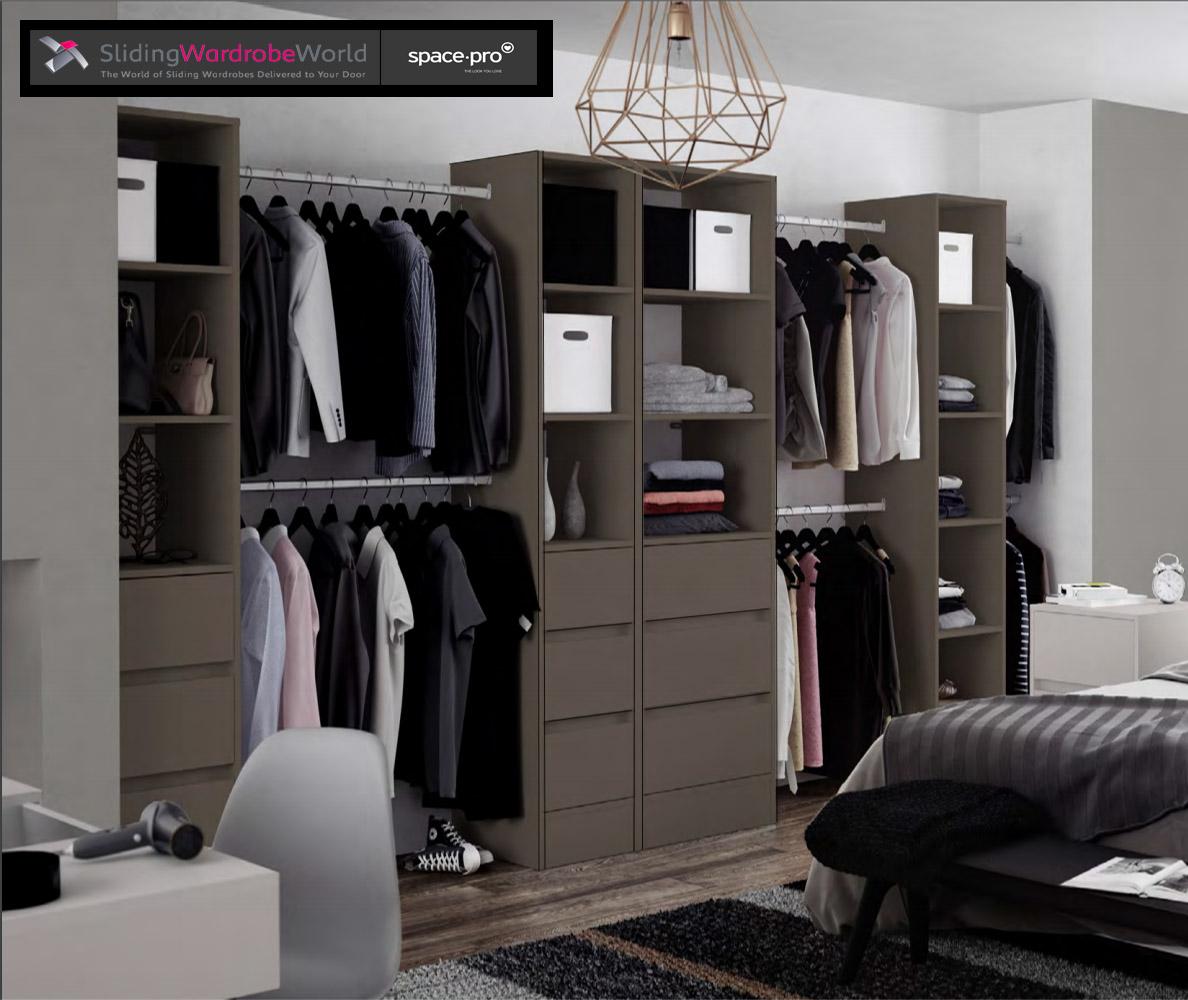 SpacePro Wardrobe Interior